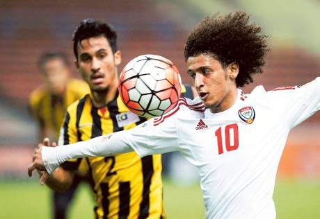 Xavi: Omar Abdul Rahman should move to Europe