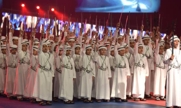 National Sports Day draws 290,000 students