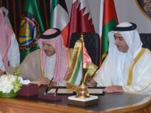 Saif signs agreement to set up GCC police force