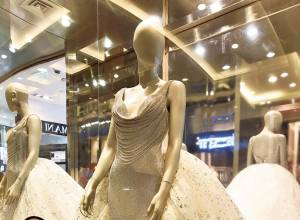 Dh959,000 wedding gown, anyone?