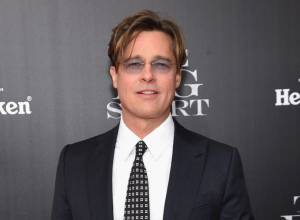 Brad Pitt to try culinary skills