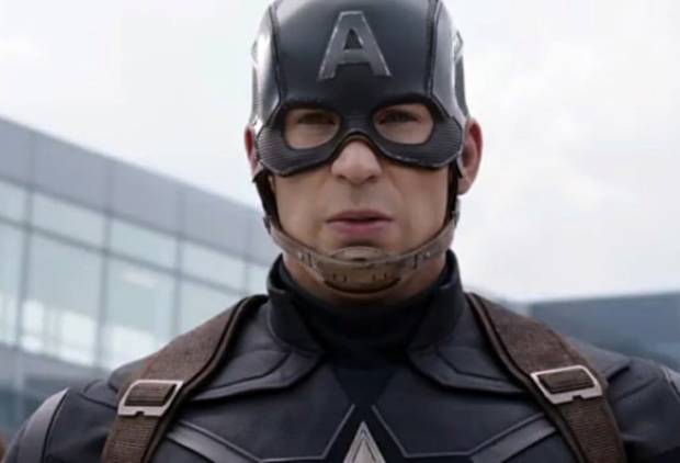 First 'Captain America: Civil War' trailer out