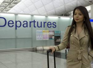 Miss Canada denied entry to China