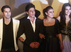Varun Dhawan says 'Dilwale' has twists and turns