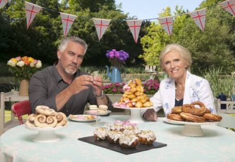 Now ABC serves up 'The Great British Bake Off'