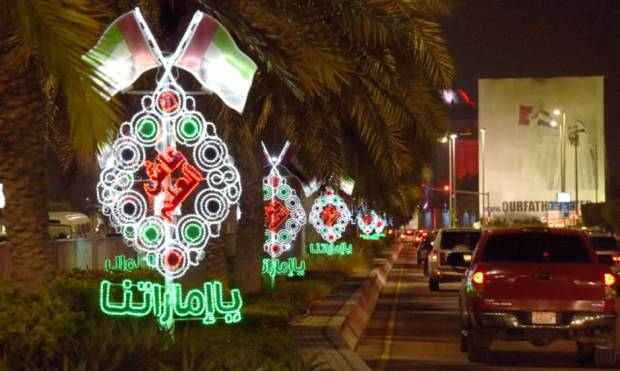 Pictures: Getting ready for National Day