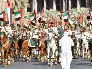 Pomp and pageantry at Downtown Boulevard