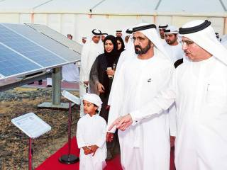 Dubai unveils Clean Energy Strategy 2050