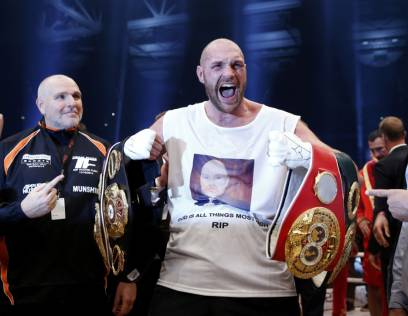 Fury beats Klitschko in huge boxing upset