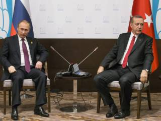 Putin signs Turkey sanctions decree