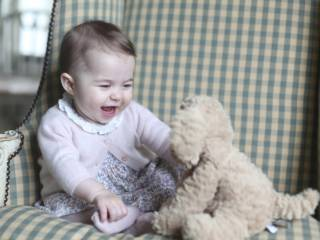 Princess Charlotte: her new pictures