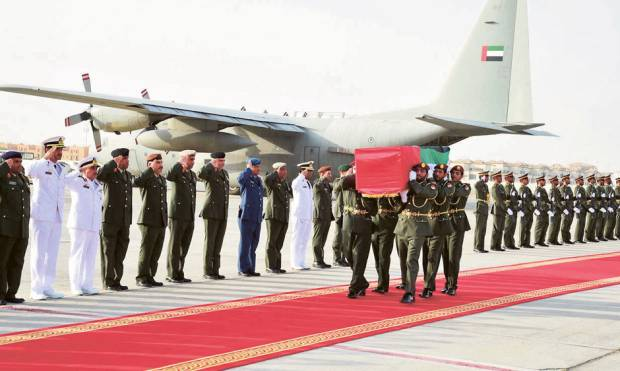 UAE martyrs' families share memories