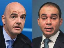 Prince Ali, Infantino promise transparency