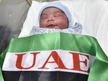 Newborns add to National Day joy