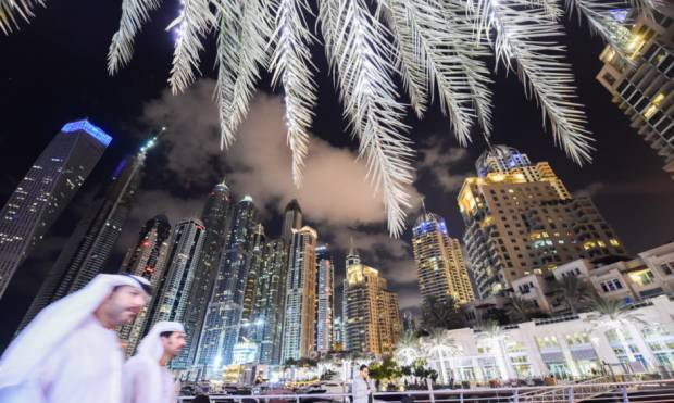 The myriad of cultures and people drawn to Dubai