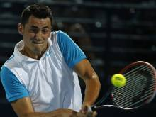 Tomic: Ambience a lot similar to Davis Cup