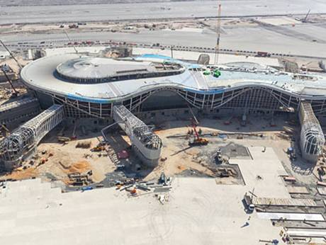 Abu Dhabi Airports breaks ground on Midfield Terminal Fire Station