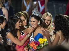 Filipina crowned Miss Universe after 'mistake'