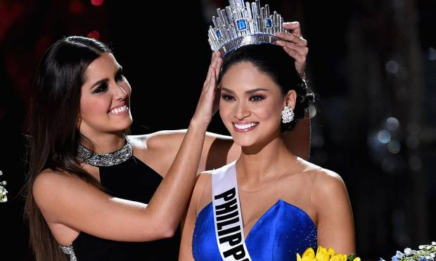 Philippine beauty crowned Miss Universe