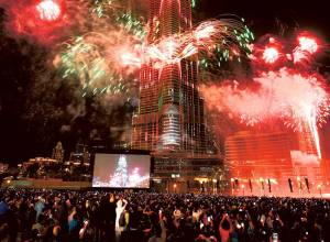 NY celebrations: A guide to fireworks & venues