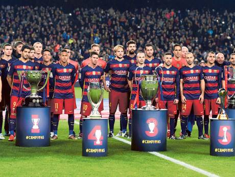 Messi Barca Want More Trophies This Year