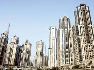 Dh1m for Dubai tenants who can't pay rent