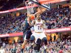 LeBron the bounce behind Cavs' rebound