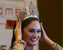 Miss Universe returns home to Philippines