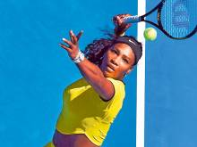 Serena's withdrawal blows Madrid tournament open