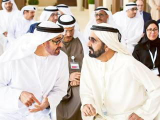 UAE moves ahead with post-oil plans
