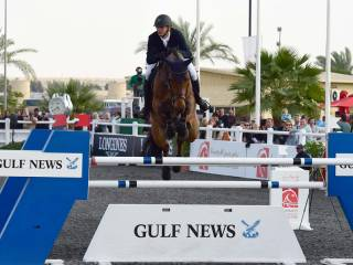 Dubai Show Jumping Championship highlights
