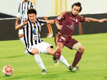 Al Jazira bid for revival with win over Dibba