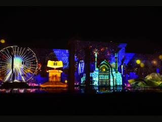 Sharjah Light Festival off to a magical start