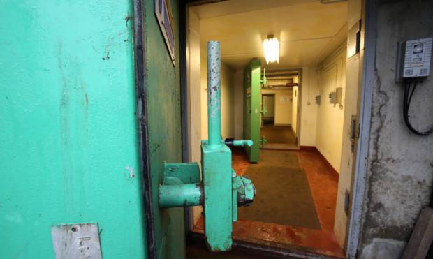 Anti-nuclear bunker goes up for sale