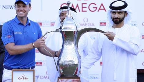 In pictures: Willett wins Dubai Desert Classic