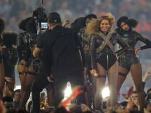 Super Bowl: Beyonce honours Black Panther Party
