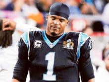 Newton, Panthers vow to get back to Super Bowl
