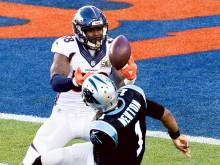 Broncos defence leads the way in Super Bowl win