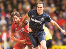 Ailing Liverpool face West Ham test in FA Cup