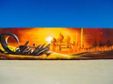 Dubai Canvas Festival from March 1 to 14
