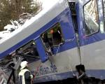 Eight dead, 150 hurt in train crash in Germany