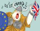 The day after the United Kingdom leaves the EU