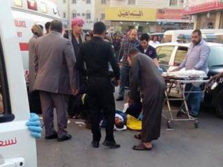 Egyptian killed by car after Saudi brawl