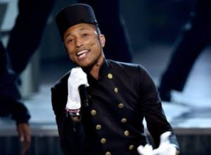 Pharrell becomes co-owner of G-Star Raw jeans