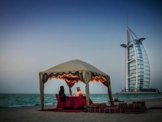 15 most romantic restaurants in Dubai