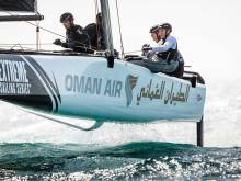 Extreme sailing marks a decade