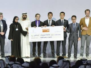 5 students get Dh1m award for driving app