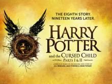 Harry Potter's eighth book is already No. 1