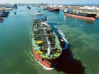 Oil traders look to floating storage