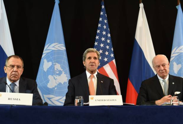 World powers back Syria truce deal